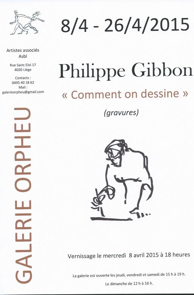 Affiche Gibbon 2015 001